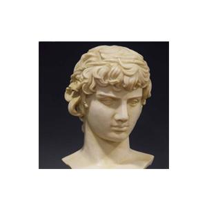Grieks beeld van Antinoos, was een van de vrijers van Penelope. Bekend uit de Griekse mythologie